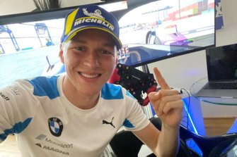 Race winner Maximilian Günther, BMW I Andretti Motorsports