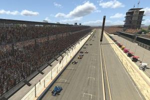 iRacing: Indianapolis Motor Speedway