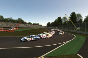 Gruppo Porsche Esports Carrera Cup Italia