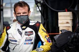 #3 Corvette Racing Corvette C8.R, GTLM: Antonio Garcia,