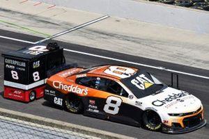 Tyler Reddick, Richard Childress Racing, Chevrolet Camaro Cheddar's Scratch Kitchen