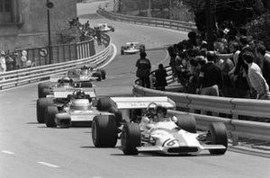 Howden Ganley, BRM P160, Graham Hill, Brabham BT34 Ford