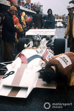 Pedro Rodriguez, BRM P160, GP d'Olanda del 1971