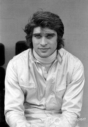 Francois Cevert, Tyrrell March