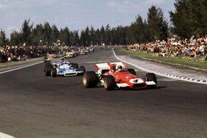 Clay Regazzoni, Ferrari 312B, Jean-Pierre Beltoise, Matra-Simca MS120