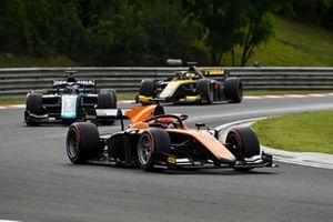 Jack Aitken, Campos Racing, Sean Gelael, Dams and Guanyu Zhou, UNI-Virtuosi