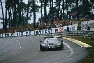 McLaren nas 24 Horas de Le Mans de 1995