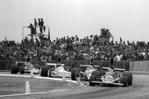 Jean-Pierre Jarier, Shadow DN5, Patrick Depailler, Tyrrell 007, Vittorio Brambilla, March 751 Ford, Ronnie Peterson, Lotus 72E