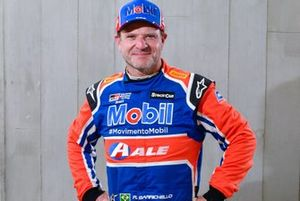 Rubens Barrichello, piloto da Full Time Sports na Stock Car