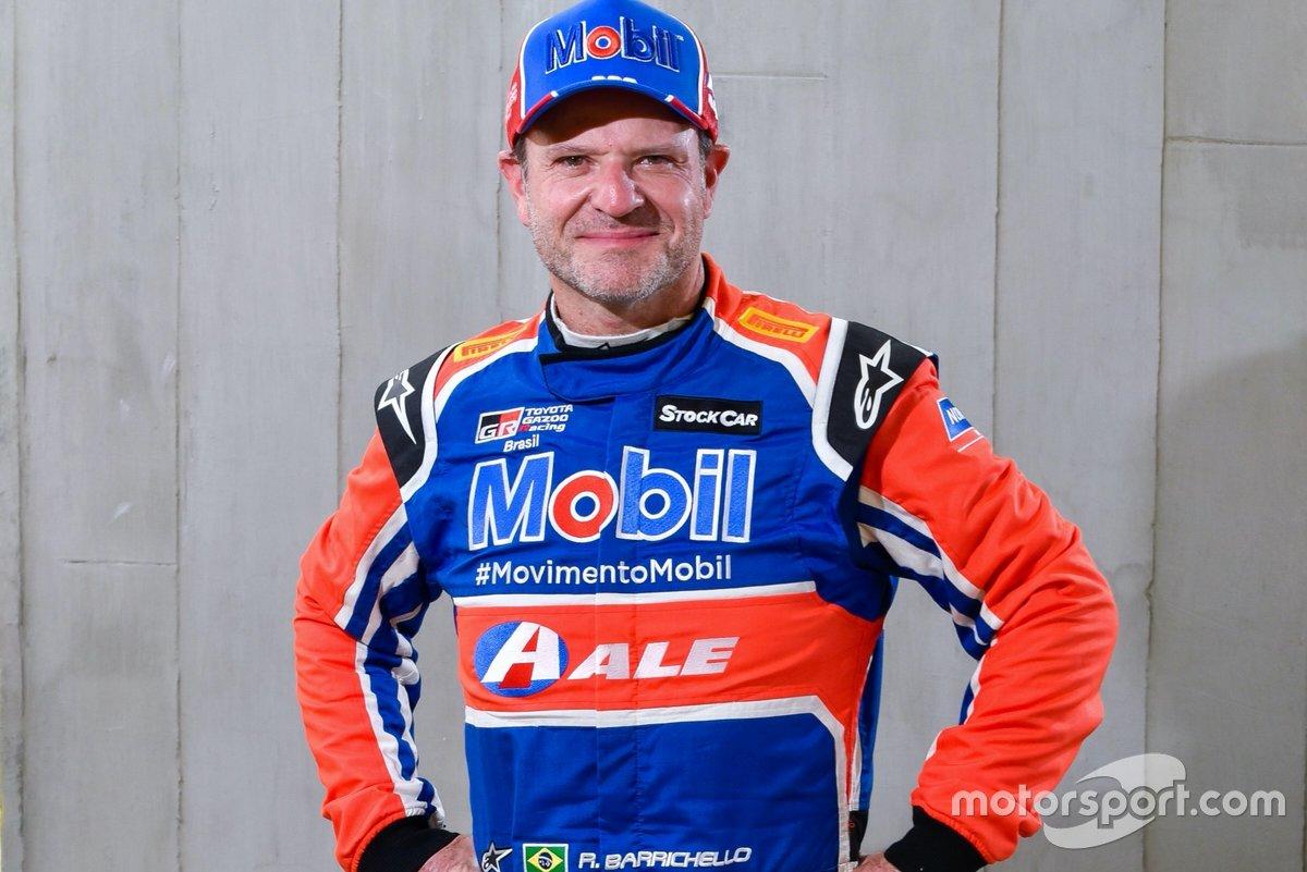 #111 - Rubens Barrichello, campeão - Full Time Sports (Corolla)
