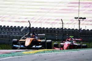 Alexander Peroni, Campos Racing and Frederik Vesti, Prema Racing