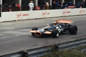 Chris Craft, Brabham BT33 Ford, GP del Canada del 1971
