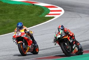 Alex Marquez, Repsol Honda Team, Bradley Smith, Aprilia Racing Team Gresini