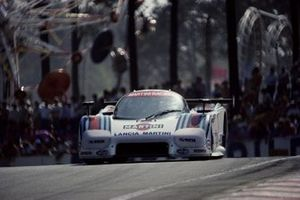 Боб Уоллек и Алессандро Нанини, Martini Racing, Lancia LC2-84
