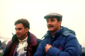 Paul Radisich and Nigel Mansell, Ford Mondeo