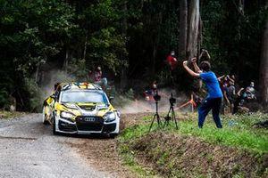 David Gandelli, Mathieu Belhacene. Audi A1 R4 PH1