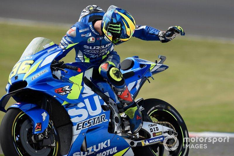 Схід Хоана Міра, Team Suzuki MotoGP