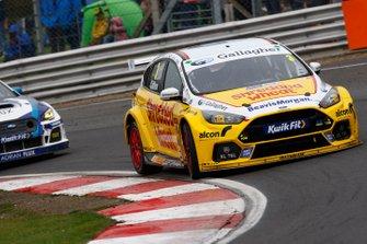 Tom Chilton, Motorbase Performance Ford Focus