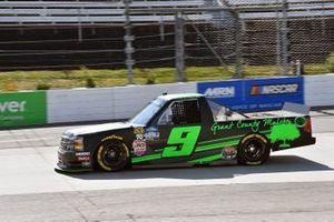 Codie Rohrbaugh, CR7 Motorsports, Chevrolet Silverado