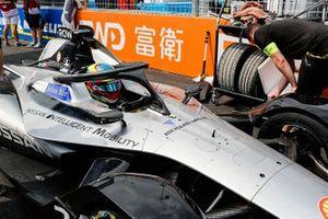 Oliver Rowland, Nissan e.Dams, Nissan IMO1, op de grid