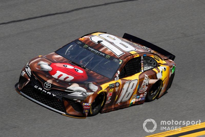 4. Kyle Busch (Gibbs-Toyota)