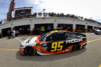 Matt DiBenedetto, Leavine Family Racing, Toyota Camry Procore