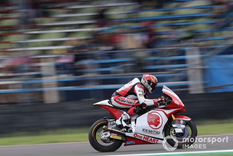 Ekky Dimas Ekky Pratama, Honda Team Asia