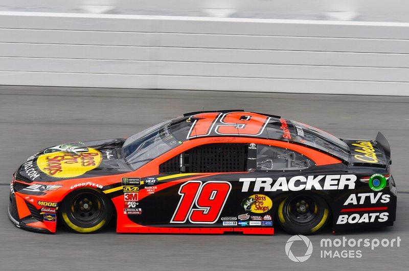11. Martin Truex Jr., Joe Gibbs Racing, Toyota Camry