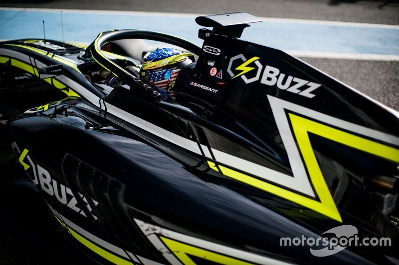Logan Sargeant, Carlin Buzz Racing