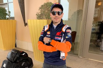 Jorge Lorenzo, Repsol Honda in Doha