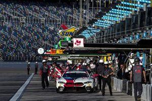 Том Бломквист, Коннор де Филиппи, Филипп Энг, Колтон Херта, BMW Team RLL, BMW M8 GTE (№25)