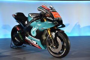 La moto de Fabio Quartararo, PETRONAS Yamaha Sepang Racing Team