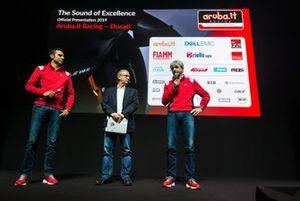 Marco Zambenedetti, Julian Thomas, Luigi Dall'Igna
