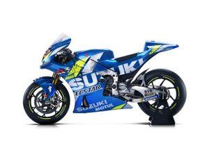 Bike von Alex Rins, Team Suzuki MotoGP
