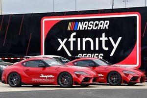 Xfinity Series tırı ve tempo araçları