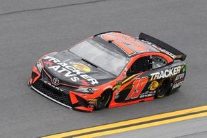 Martin Truex Jr., Joe Gibbs Racing, Toyota Camry Bass Pro Shops/Tracker ATVs Toyota