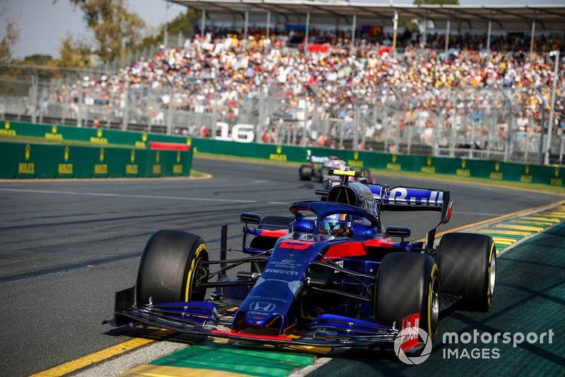 Alexander Albon - GP de Australia 2019 (14º)