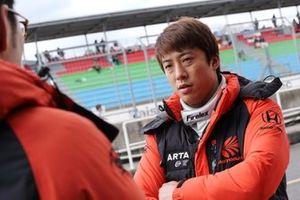 #8 Autobacs Racing Team Aguri Honda NSX-GT: Takuya Izawa
