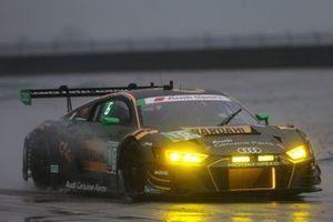 #19 Moorespeed Audi R8 LMS GT3, GTD: Will Hardeman, Alex Riberas, Andrew Davis