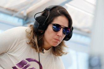 #57 Heinricher Racing w/Meyer Shank Racing Acura NSX GT3, GTD: Ana Beatriz