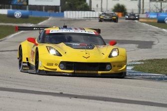 #3 Corvette Racing Corvette C7.R: Jan Magnussen, Antonio Garcia, Mike Rockenfeller