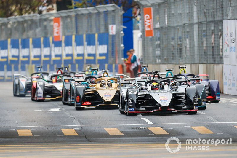 Oliver Rowland, Nissan e.Dams, Nissan IMO1 Stoffel Vandoorne, HWA Racelab, VFE-05, Andre Lotterer, DS TECHEETAH, DS E-Tense FE19