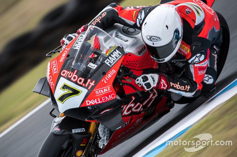 Chaz Davies, Aruba.it Racing , Ducati
