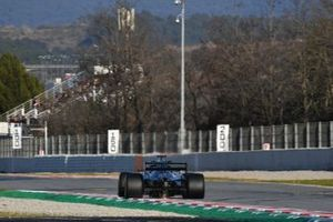 Valtteri Bottas, Mercedes-AMG F1 W10 EQ Power+ sparks