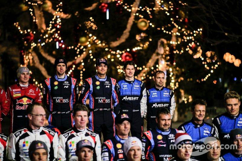 Андреас Міккельсен, Андерс Егер, Hyundai Motorsport Hyundai i20 Coupe WRC, Теему Сунінен, Мікко Марккула, M-Sport Ford WRT Ford Fiesta WRC