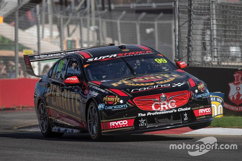 Erebus Motorsport: Антон де Паскаль, Holden ZB Commodore №99