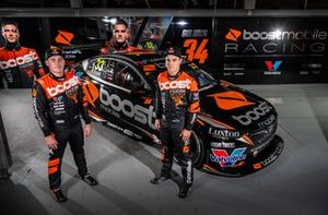 Richie Stanaway, James Golding, Garry Rogers Motorsport unveil