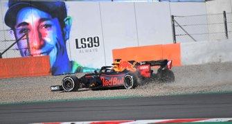 Розворот Макса Ферстаппена, Red Bull RB15