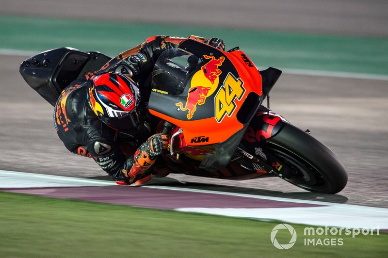 44 - Pol Espargaro, Red Bull KTM Factory Racing