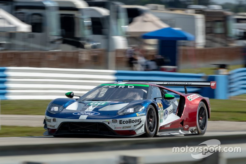 #66 Ford Chip Ganassi Racing Ford GT: Штефан Мюкке, Оливье Пла, Билли Джонсон